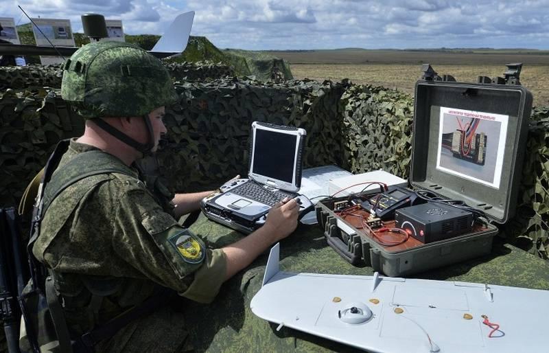 Первый малый беспилотник ударного типа разработан в России