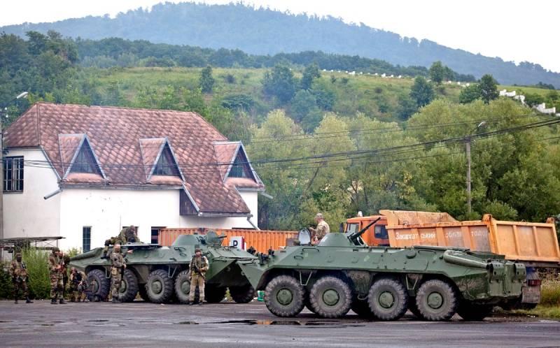 Украина трещит по швам: Закарпатье становится венгерским