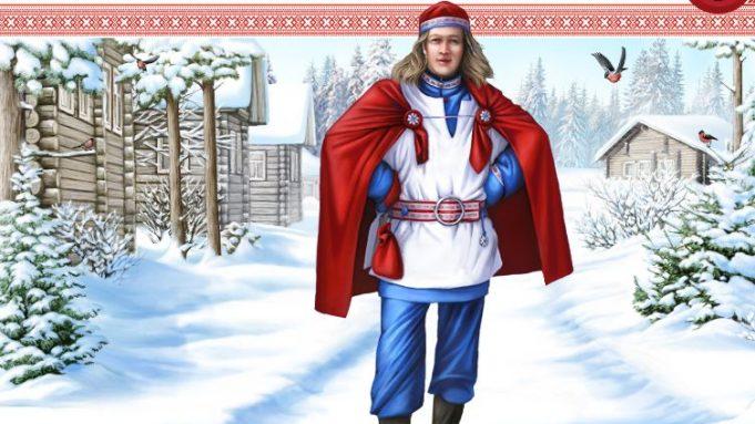 Топ-10 российских Дедов Морозов