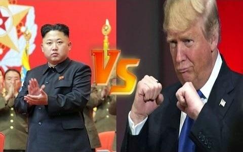 США — КНДР: когда гигант-громила задирает малыша...