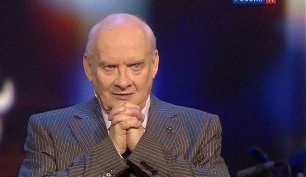 Николай Добронравов всю жизнь вдохновлялся народной музыкой