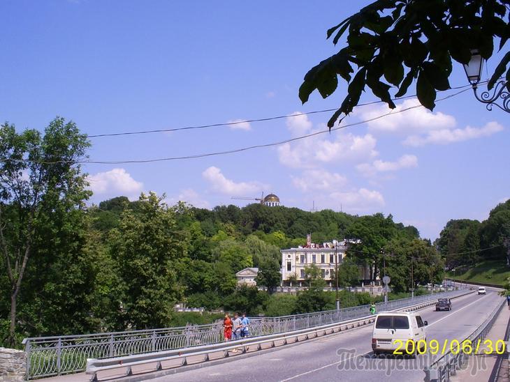 Величие Подолья и очарование Буковины. Часть 9. Каменец-Подольский - легендарный город на камне