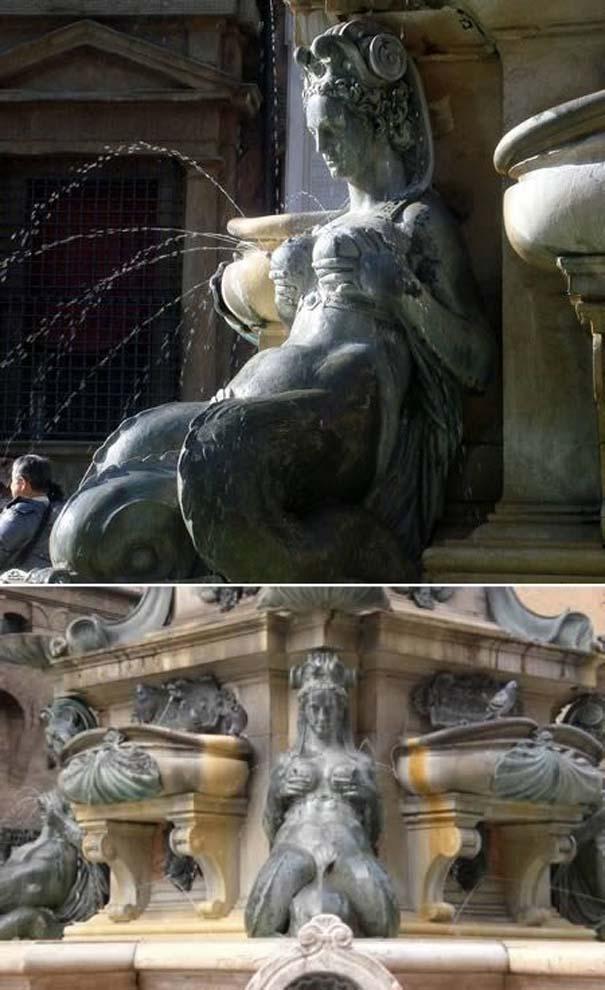 Вроде фонтаны... но как-то не эстетично!