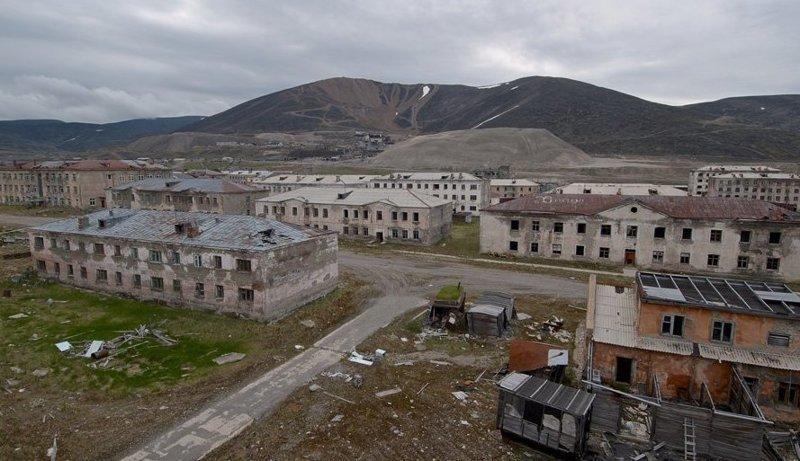 8 вымирающих городов России