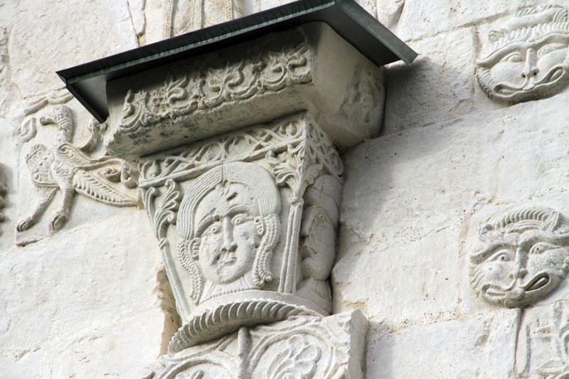 2013-10-19 Последний домонгольский каменный храм: Георгиевский собор (Юрьев-Польский) 1234 г.