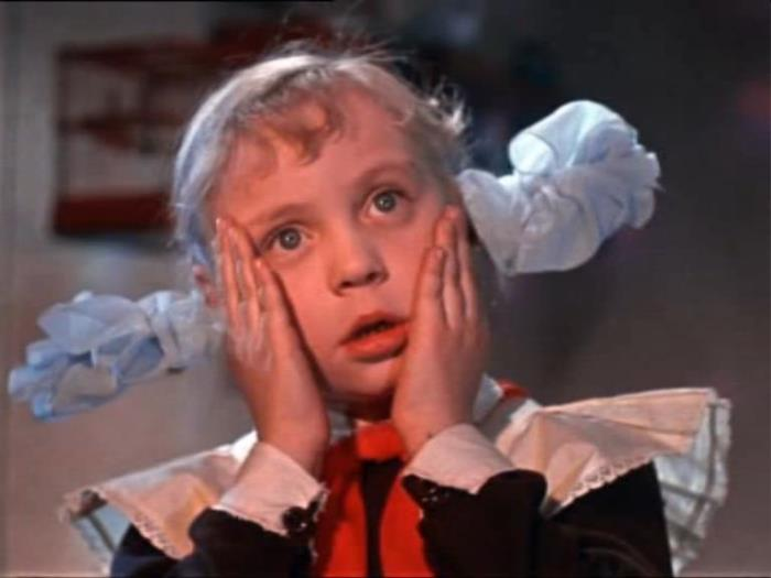 Кадр из фильма *Королевство кривых зеркал*, 1963 | Фото: kino-teatr.ru