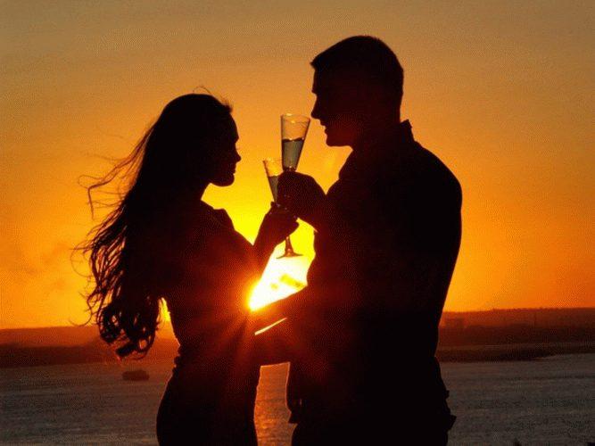 Самые запоминающиеся моменты любви...