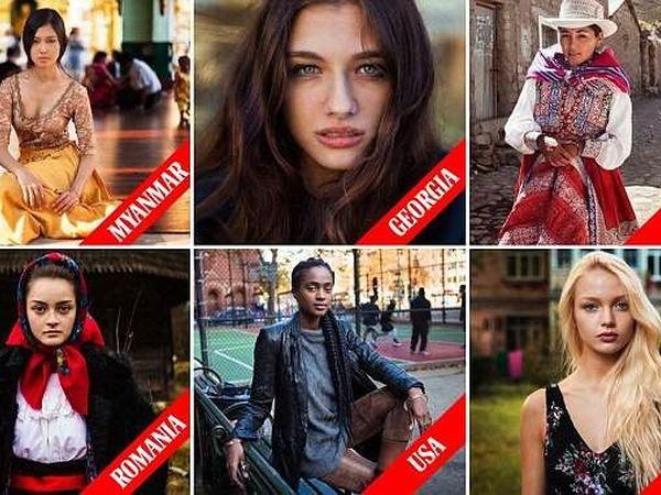 Секрет женской красоты в фотопроекте Mihaela Noroc