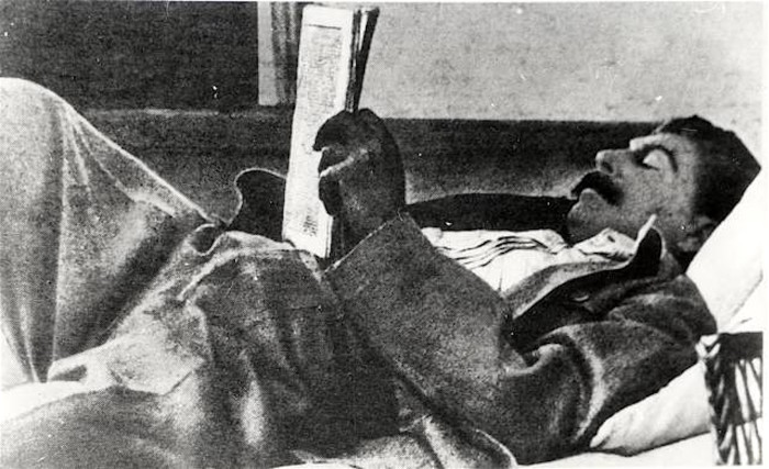 Сталин, каким его знали един…
