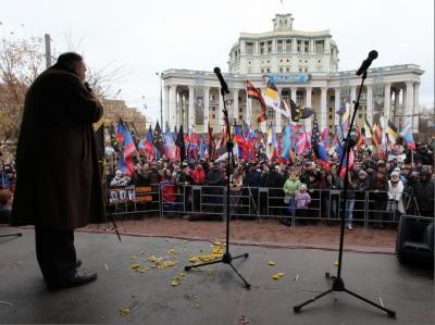 «Нет никакой Украины! Есть Россия!»