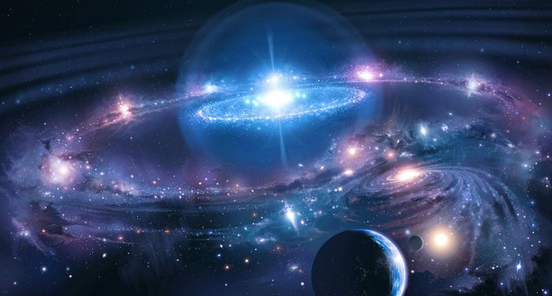 Язык Вселенной   (послание из другой галактики)