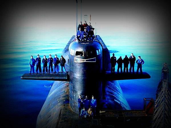 Как русские моряки, отучили …