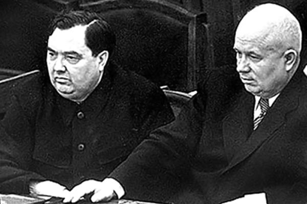Георгий Маленков и Никита Хрущев. Фото: 22-91.ru (<a href=