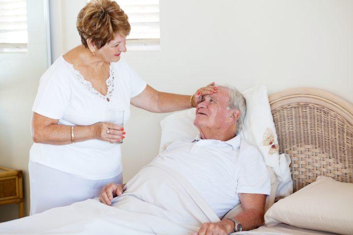 Женщины в возрасте прекрасны! Они всегда знают, как решить проблемы своего старого парня!