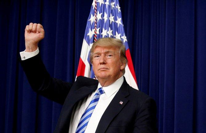 Трамп сравнил себя с Рейганом