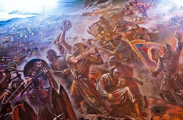 Албазинская осада: казаки против китайцев..