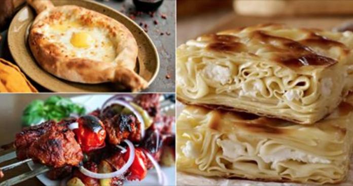 15 золотых блюд грузинской кухни: неповторимый колорит в каждом кусочке! Хачапури восхитительны…