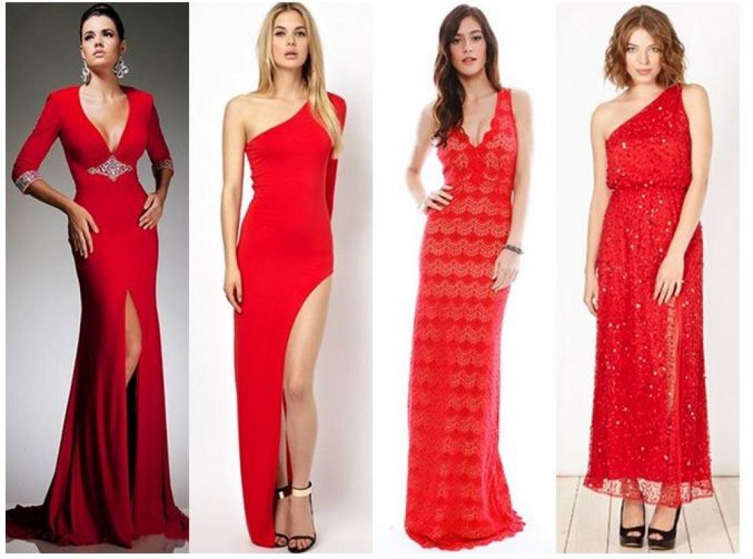 Модели платьев для нового года 2017