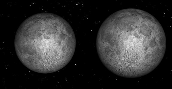 Астрологи пугают: Луна из Супер стала Минилуной