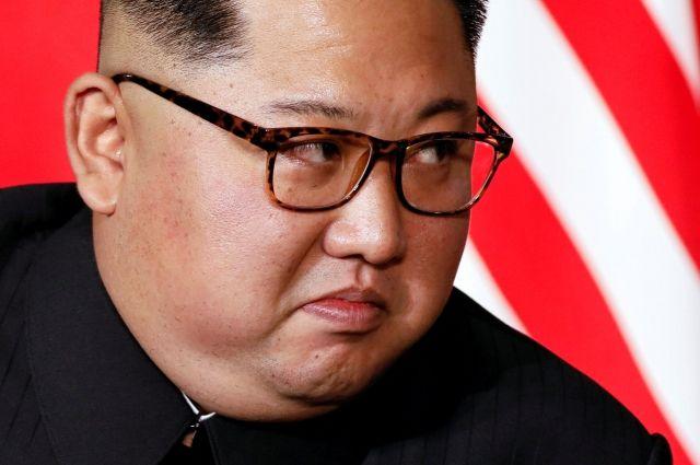 В МИД Китая подтвердили визит Ким Чен Ына в страну