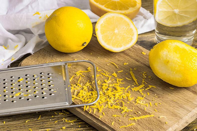 Как лимонная цедра поможет снять боль в суставах