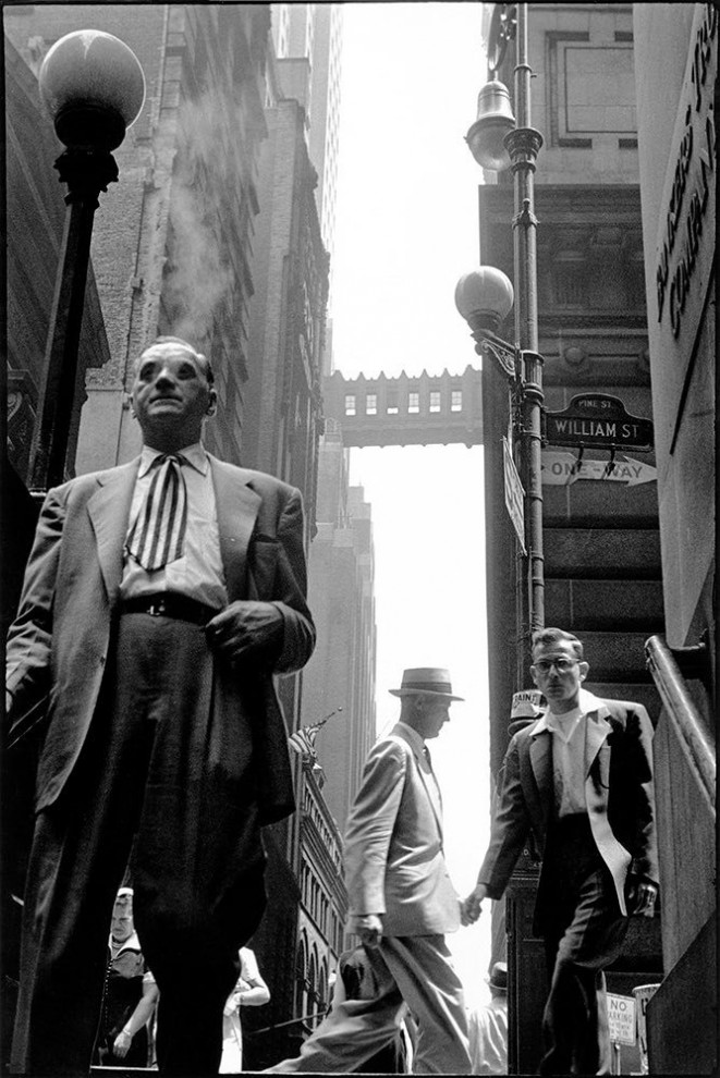 Исторические снимки Нью-Йорка от фотографов агентства Magnum Photos