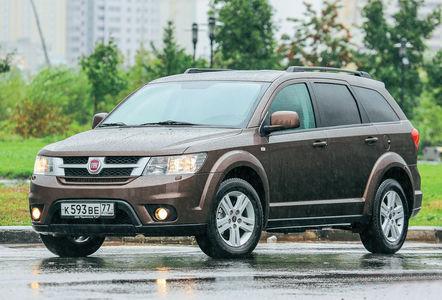 Fiat отзывает в России минив…