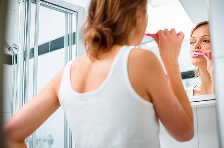 Основные правила чистки зубов