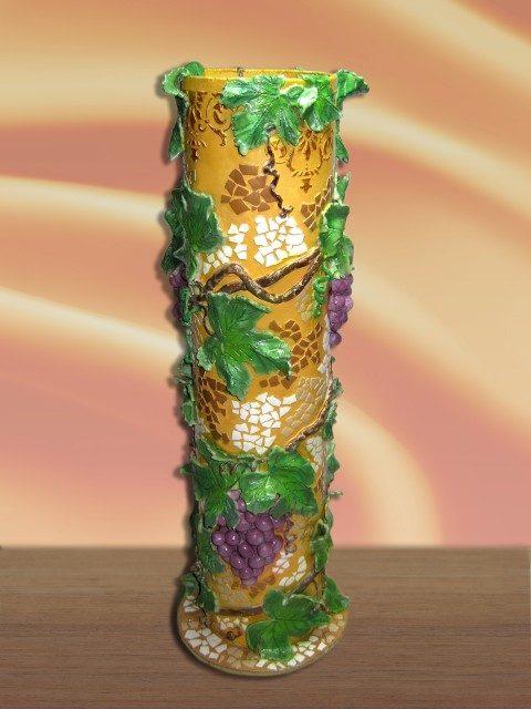 Как сделать античную вазу своими руками 59