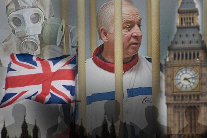 Алексей Ларин: Почему спецслужбы Британии отравили Скрипалей?
