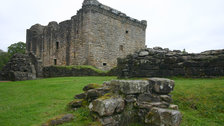 'Very Angry Badger' Seizes Part Of A 500-Year-Old Scottish Castle