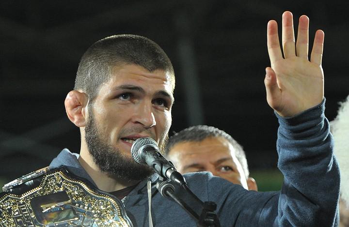 """""""Мы разобрались"""": Дана Уайт убедил Нурмагомедова остаться в UFC"""
