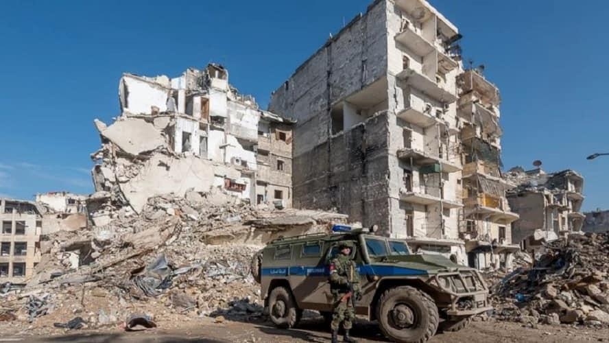 В Сирии нарушается режим пре…