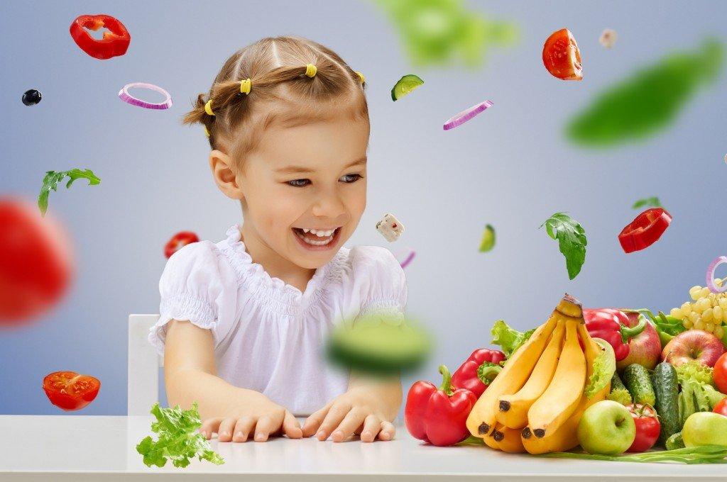 Полезные витамины для здоровья детей