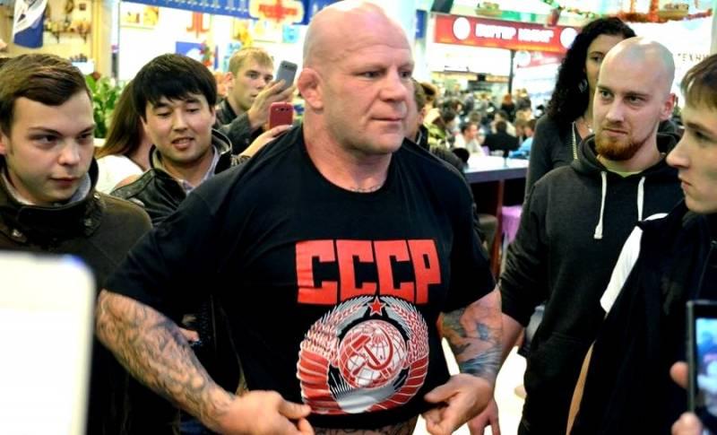 «Сегодня я стал русским. Спасибо большое России!»