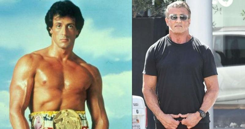 Как постарели герои боевиков эпохи видеосалонов: фото в лучшие годы и сейчас