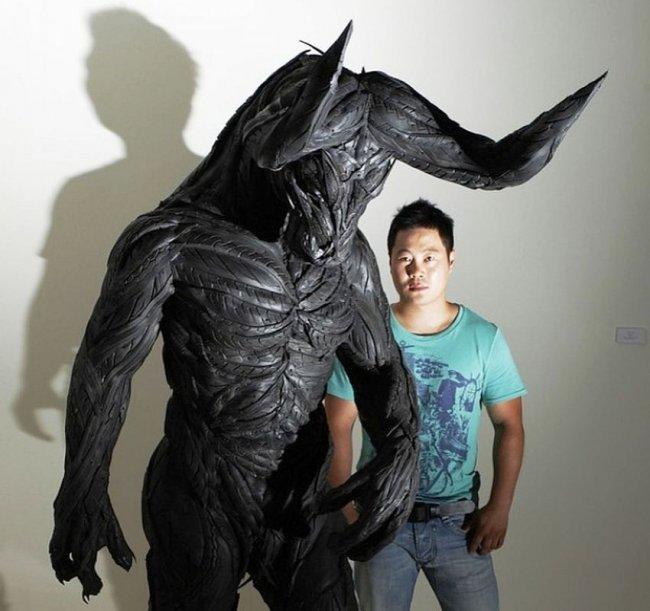Скульптор Yong Ho Ji