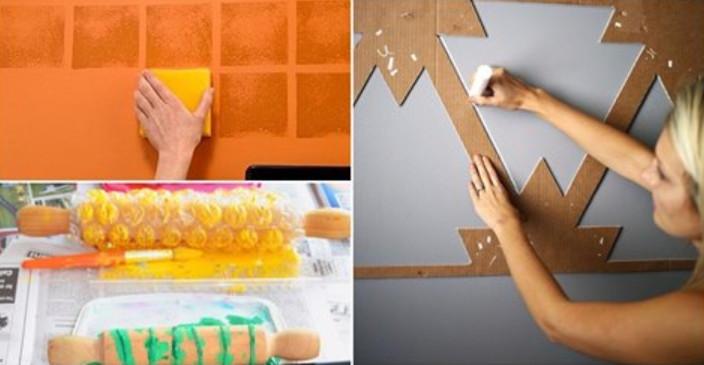 Колоритно и фактурно: 20 креативных идей для декора стен и пола…