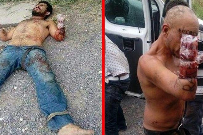 Суд Линча в Мексике: неизвестные отрубили руки тем, кто даже полицию не боялся!