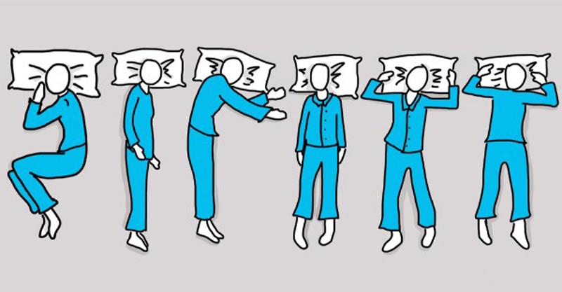 О чем может рассказать поза, в которой вы спите