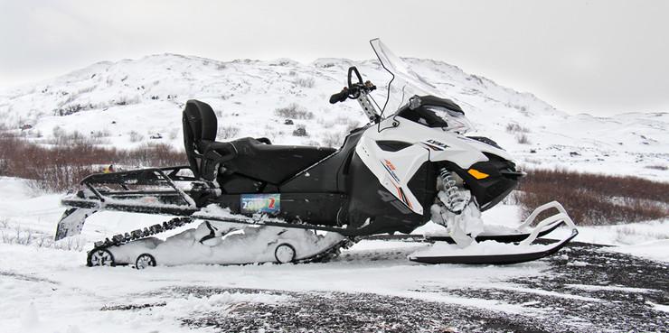 Феномен близнецов — Lynx 49 Ranger Touring - Фото 5