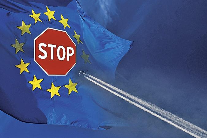 Европа объявила войну россиянам