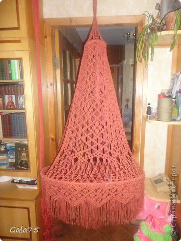 Плетение макраме - Самое интересное в блогах