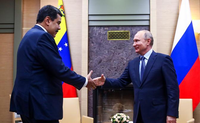 Генерал Ивашов: Наша база в Венесуэле не нужна, ракеты можно поставить в Никарагуа