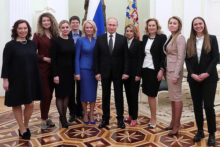 Президент РФ создал эффективную вертикаль по подготовке лидера