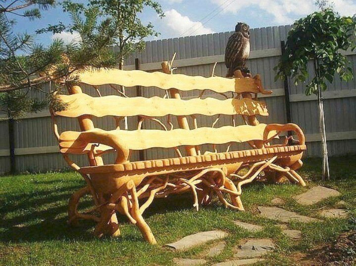 «Деревянная сказка» семьи Морозовых