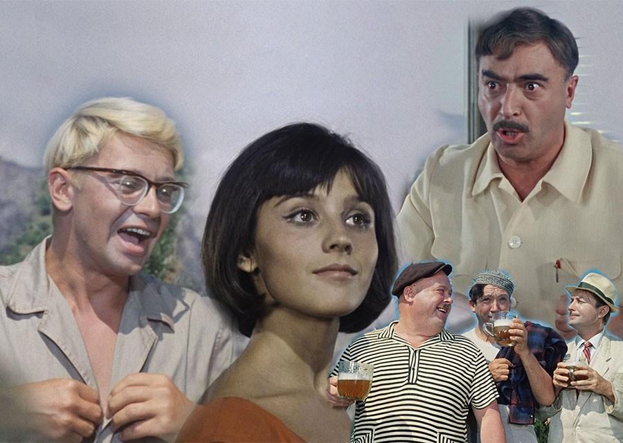 Кавказская пленница, или Новые приключения Шурика. Лучшие цитаты советского кино