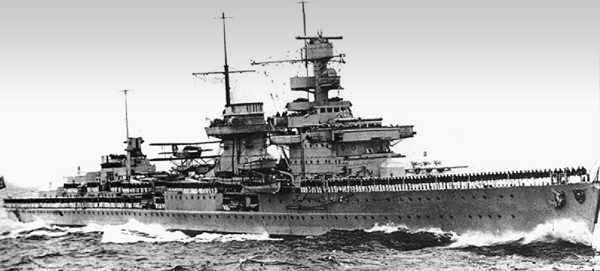 Свой среди чужих. Адмирал Макаров из Нюрнберга