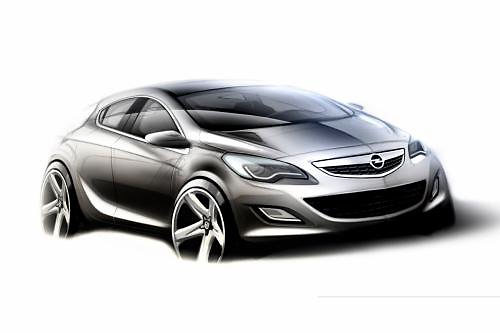 Opel построит новый бюджетный седан