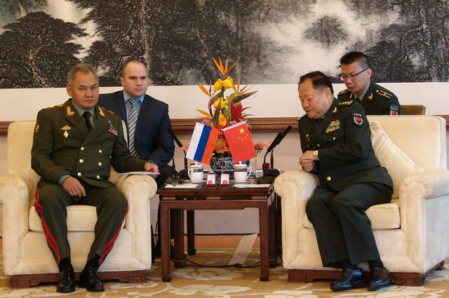 «Отношения на подъеме». Переговоры Шойгу в КНР были строго секретными